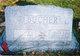 Profile photo:  Clifford L Bucher