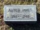 Profile photo:  Alfred James Johnson
