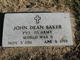 Profile photo:  John Dean Baker
