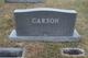 Donald Deakins Carson