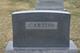 Hattie E. <I>Smith</I> Carson