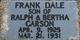 Frank Dale Carson