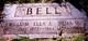 Profile photo:  Ella J. <I>Whitely</I> Bell