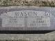 """Elizabeth """"Lizzy"""" <I>Merchand</I> Mason"""