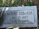 Albert DeBorde