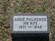 Profile photo:  Ann <I>Philhower</I> Cregar
