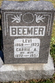 "Profile photo:  Caroline Ann ""Carrie"" <I>Sonntag</I> Beemer"