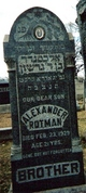 Alexander Rotman