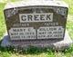 Mary E. <I>Stevenson</I> Creek