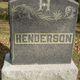 George A Henderson
