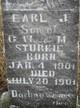 Earl J Sturkie