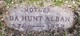 Profile photo:  Ada Charlotte <I>Hunt</I> Alban