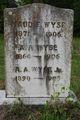 A. A. Wyse, Sr