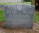 Silas B Brown