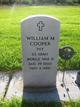 """William M. """"Bill"""" Cooper"""