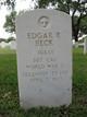 Edgar Riley Beck