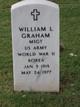 William Lindsey Graham
