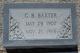 Charles B Baxter