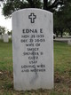 Edna Earle <I>Dorsey</I> Gutz