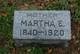 Martha Elizabeth <I>Lewis</I> Small Stuckey Rosier