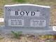 Sarah Jane <I>Barnard</I> Boyd