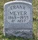 Frank A Meyer