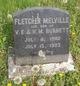 Profile photo:  Fletcher Melville Burnett