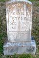 "Profile photo:  Benjamin Green ""Bennie"" Stone"