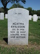 Agatha Lisa <I>Milbrandt</I> Evilsizer