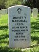 Sidney Vivian Marshall