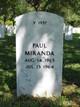 Paul Miranda