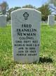 Fred Franklin Newman