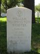 William Washington Webster