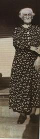 Mary Catherine <I>Quinlisk</I> Fitzgerald