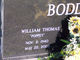 William Thomas Bodden, Jr