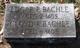 Edgar P Bachle