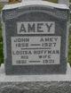 Profile photo:  John Amey