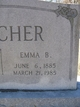 Emma Belle <I>Perry</I> Fletcher