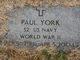 Paul York