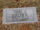 Oscar Turner Brown
