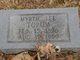Myrtie Lee Torum