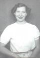 """Profile photo:  Anna Laura """"Annie"""" <I>Thompson</I> Bomhoff"""