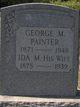 Ida Martha <I>Reed</I> Painter