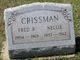 Fred R. Crissman