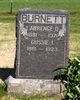 Profile photo:  Gussie Izora <I>Bean</I> Burnett