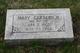 Mary <I>Dotter</I> Gerberich