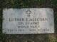 Luther E Allcorn