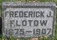 Frederick J Flotow