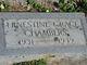 Ernestine Grace Chambers