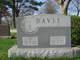 Gladys Myrtle <I>Messer</I> Davis